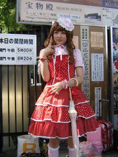 Creepy Cute, Gyaru, Mori Girl, Lolita Dress, Pastel Goth, Japanese Fashion, Harajuku, Style Inspiration, Dresses