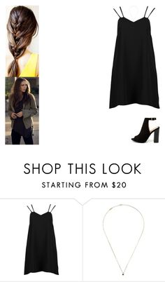 """Untitled #908"" by grace-jaeger ❤ liked on Polyvore featuring Boohoo, Lauren Klassen and Bamboo"