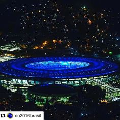 #Repost @rio2016brasil with @repostapp  Amazing view from above just before the opening ceremony #rio2016 #olympics  (c)Getty Images  #visitrio #riodejaneiro #barradatijuca #Rio2016  #roadtorio #olympics #jogosolimpicos #olympicgames #roadtorio2016 #olympicgames2016 #juegosolimpicos #rumoaorio #rumoaorio2016 #olympics2016 #cidadeolimpica #olympictorch #olympicflame #chamaolimpica #TimeBrasil #EuSouTimeBrasil #juegosolimpicosrio2016 #tochaolímpica #olimpiadas2016 #viladosatletas #vilaolimpica