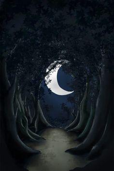 My goddess bless my path with ur sacred light amen ...