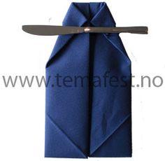 Temafest How To Fold Napkins