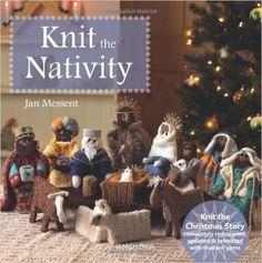Knit the Nativity: Amazon.de: Jan Messent: Fremdsprachige Bücher