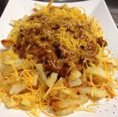 How to Cook Chili Cheese Fries