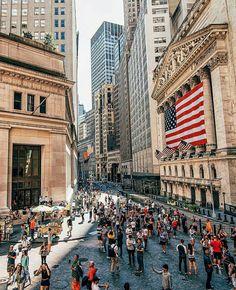 Wall Street- NYC