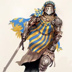 'nother Knight #art