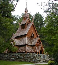 Chapel in the Hills, near Rapid City, SD