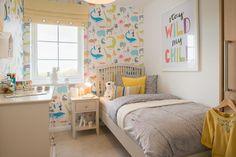 New Quarter in Bordon, Houses by Barratt Homes Barratt Homes, Kid Rooms, Girls Bedroom, Frames, Space, House, Furniture, Home Decor, Bedroom Girls