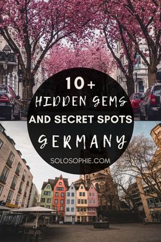Best Hidden Gems and Secret Spots in Germany offbeat germany destinations in europe Finland Travel, Hungary Travel, Denmark Travel, Austria Travel, Norway Travel, Spain Travel, France Travel, Germany Travel, Italy Travel