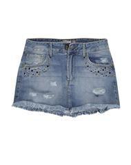 Saia Jeans <3