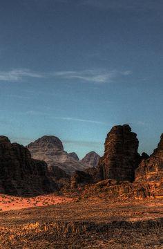 Wadi Rum (Jordan)
