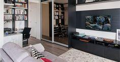 Revista MinhaCASA - Para o apê de 40 m², tudo clean e moderno