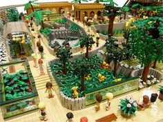 Image result for lego zoo creation