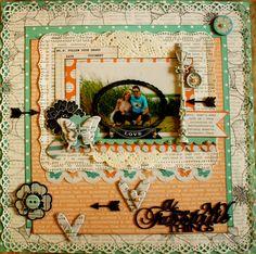 Favourite Thing *Imaginarium Designs* - Scrapbook.com
