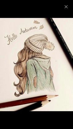 Wolfsmädchen: September 2014 You are in the right place about lyrical Dancing Drawings Here we offer Amazing Drawings, Beautiful Drawings, Easy Drawings, Amazing Art, Cute Drawings Of Girls, Beautiful Images, Pretty Drawings, Hipster Drawings, Tumblr Drawings