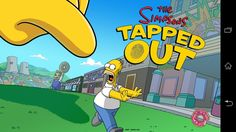 Simpsons tapped out.