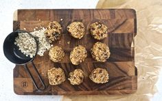 Easy Peasy Bliss Balls