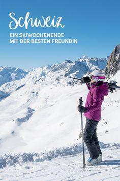 Wie es sich gehört für echte Österreicher, gehen wir jedes Jahr im Winter auf die Piste. Und am liebsten machen wir das im Jänner, weil's uns im Februar zu viel wuselt in den österreichischen Bergen. Heuer gehen wir fremd und steigen in der benachbarten Schweiz in die Bindung. Die Skiarena Andermatt-Sedrun ist ein richtiges Carver-Paradies. Das sonnenverwöhnte Skigebiet lockt mit herrlichen Traumhängen, weißen Aussichtsbergen und exklusiven Bergrestaurants. Zermatt, Mount Everest, Nature, Travel, Blog, Cultural Diversity, Ski Trips, Winter Scenery, Paradise
