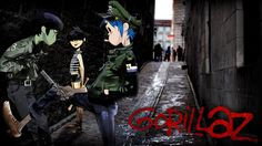 40 Awesome gorillaz wallpaper images