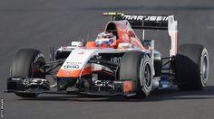 Marussia F1 car