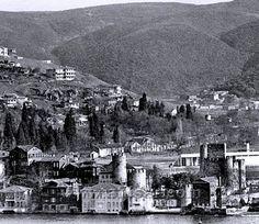 Anadoluhisarı - 1970'ler #istanbul