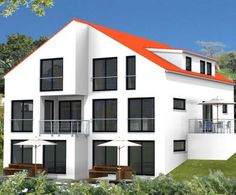 Geplante Doppelhaushälfte - Stuttgart - ca. 137 qm - Garant Immobilien