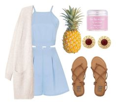 """""""Outfit no. 10"""" by sofiecleem ❤ liked on Polyvore featuring Sara Happ and Billabong"""