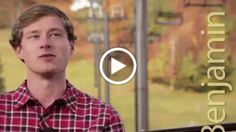 Commercial for #Ski Area Management program at Gogebic Community College. Video features Ben, a #GCC student. #sams #gogebic #youvegotthis