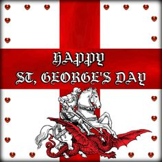 St, George's Day 23rd April section. Wish your friends and family on St, George's Day. Permalink : http://www.123greetings.com/events/saint_georges_day/from_me_to_you_with_love.html