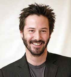 The 7 Greatest (True) Keanu Reeves Stories Ever Told  I love your smile, plz keep smiling