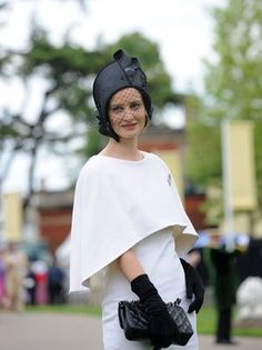 61 Exquisite ladies hats at Royal Ascot  Monday, June 22, 2009