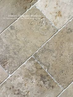 Aged French Limestone Napoléon has Perfect Wheat, Walnut and Olive Hues