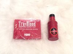 RARE Tru Blood HBO Vampire Safety Kit And Stress Ball Promo From COMIC CON SDCC  | eBay