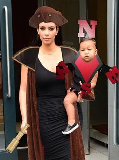 Happy Birthday, North West! See Her Best Fashion Twinning Moments ...