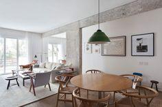Un appartement rénové par larchitecte Felipe Hess
