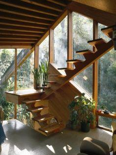 // John Lautner's Walstrom House, Los Angeles (1969)
