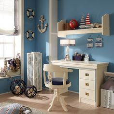 Maritimes Kinderzimmer Gestalten   Bett Kopfteil In Schiffsegel Form | D.  Habitaciones Infantiles Y Juveniles | Pinterest | Bedroom Kids, Kids Rooms  And ...