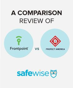 frontpoint and protect america are two of the lower cost home security companies out there