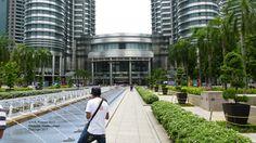 Kuala Lumpur City, Sidewalk, Walkway, Walkways, Pavement