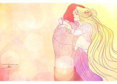 you are my dream by viria13.deviantart.com #fanart Tangled