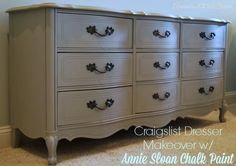 54 Trendy Ideas For Refinishing Furniture Ideas Bedroom Sets Annie Sloan Grey Painted Furniture, Antique French Furniture, Trendy Furniture, Vintage Furniture, Furniture Ideas, Painting Furniture, Ashley Furniture Chairs, Couch Furniture, Apartment Furniture