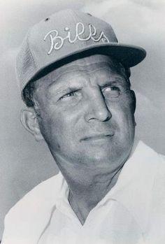 1974 Buffalo Bills Coach Lou Saban