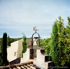 Church Bell Provence, France by Karine Ardault