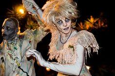 Haunted Mansion lady