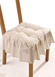 129 грн Подушка на стул с воланами