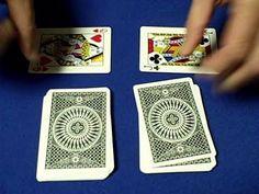 Scam School Gambling - Magic Card Trick Revealed