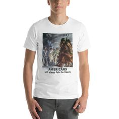 WW2 American Propaganda t shirt wwii shirt ww2 shirt ww2 | Etsy