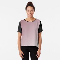 'Aesthetic Pink' Chiffon Top by SeminaByRoselia Cotton Candy Clouds, Pink Cotton Candy, Pastel Pink, Pink Grey, Pastel Art, Purple, Beige, Berlin, Pink Sunset