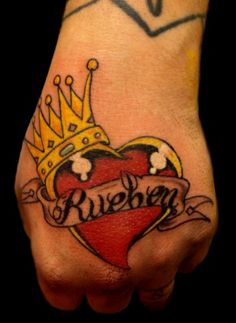 44 Best Heart With Crown Tattoos For Women Images Crowns King