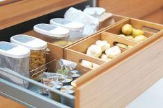 Un tiroir à la carte pour les boîtes - ikea