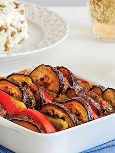 Patlıcanlı köfte Tarifi - Türk Mutfağı Yemekleri - Yemek Tarifleri
